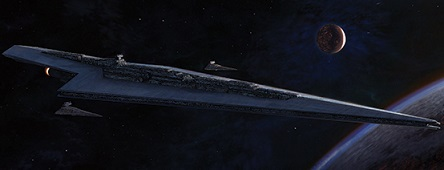 Destroyer stellaire de classe Executor